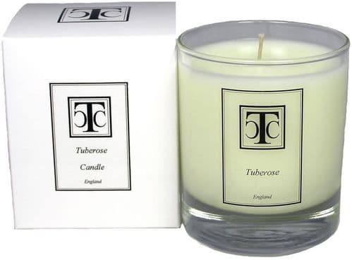 Tuberose Scented Candle 60 hour